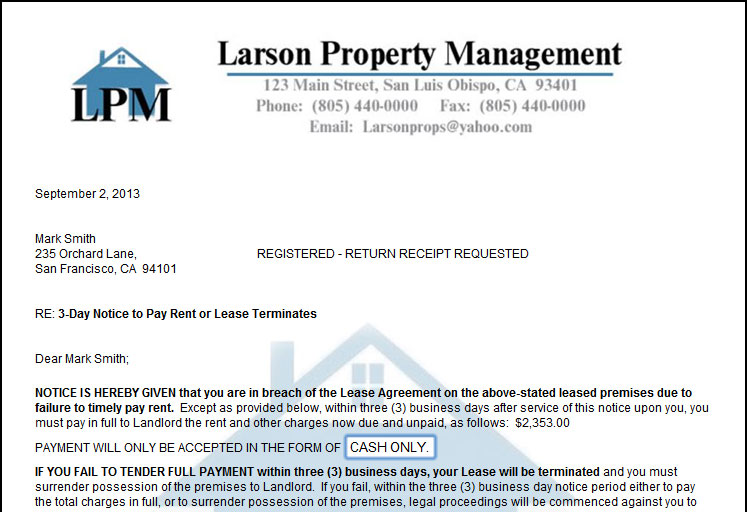 New Property Management Letter To Tenants from www.onsitepropertymanager.com